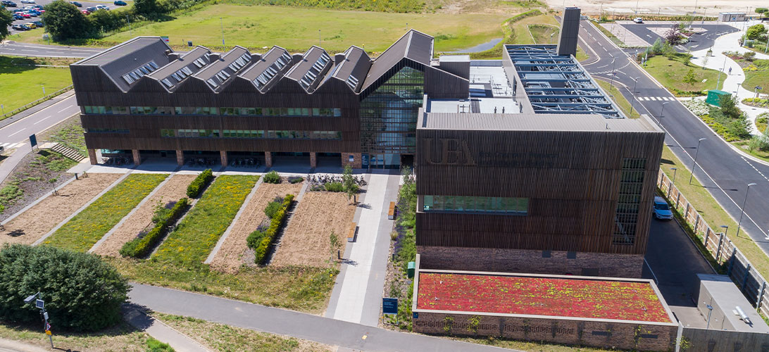 Bob Champion Research and Education Building, Norwich Research Park